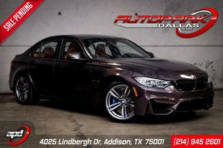 2017 BMW M3 6 Speed RARE Color Combo in Addison, TX 75001