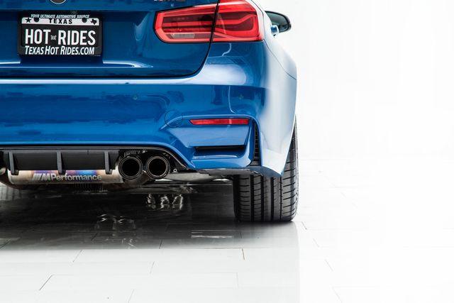 2017 BMW M3 Dinan Stage-3 in Laguna Seca Blue in , TX 75006