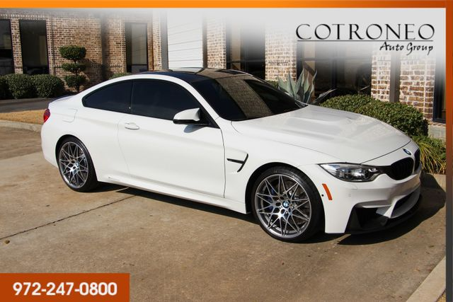 2017 BMW M4 Coupe Competition M Performance Package