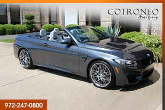 2017 BMW M4 Convertible Competition in Addison TX, 75001
