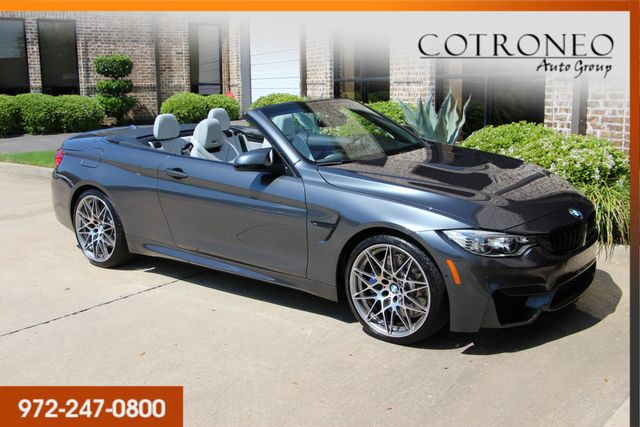 2017 BMW M4 Convertible Competition