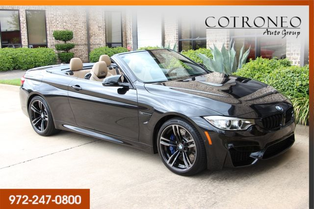 2017 BMW M4 Convertible in Addison, TX 75001