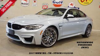 2017 BMW M4 Coupe MSRP 81K,HUD,ROOF,NAV,F&SIDE CAM,HTD LTH,7K in Carrollton TX, 75006
