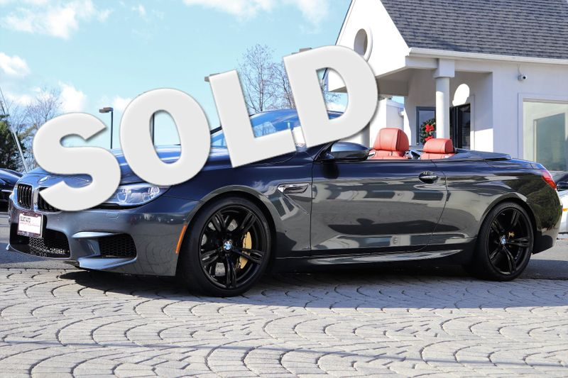 2017 BMW M6 Convertible Competition PKG in Alexandria VA