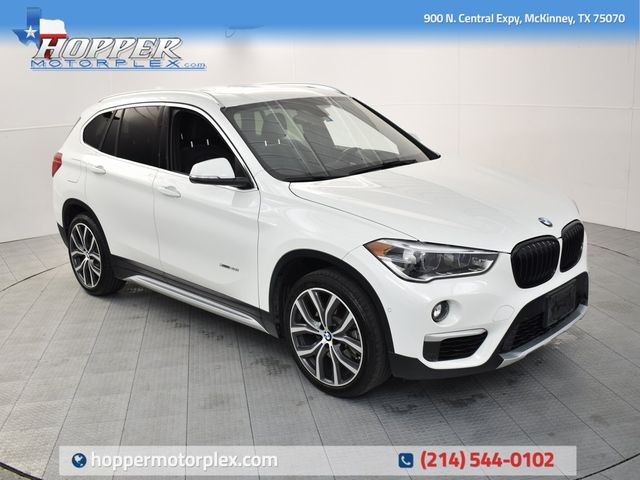 2017 BMW X1 xDrive28i in McKinney, Texas 75070
