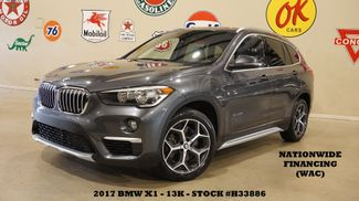 2017 BMW X1 sDrive28i MSRP 40K,PANO ROOF,NAV,HTD LTH,13K,WE FINANCE in Carrollton, TX 75006