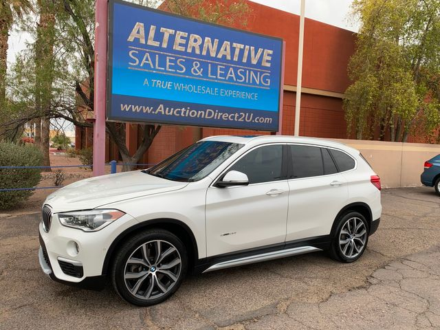 2017 BMW X1 sDrive28i 3 MONTH/3,000 MILE NATIONAL POWERTRAIN WARRANTY Mesa, Arizona