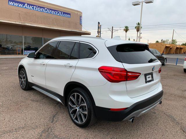 2017 BMW X1 sDrive28i 3 MONTH/3,000 MILE NATIONAL POWERTRAIN WARRANTY Mesa, Arizona 2