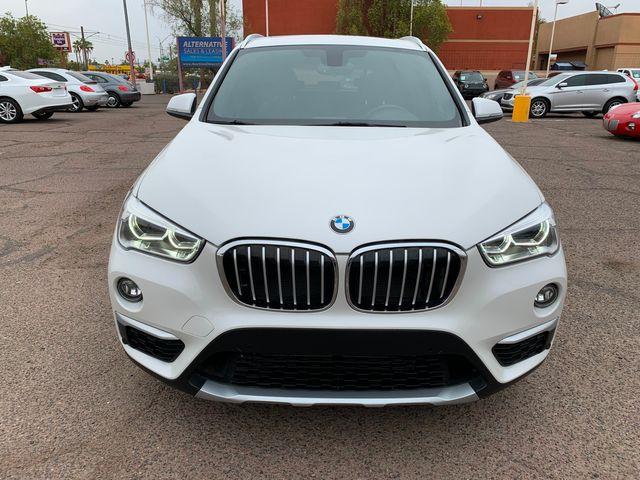 2017 BMW X1 sDrive28i 3 MONTH/3,000 MILE NATIONAL POWERTRAIN WARRANTY Mesa, Arizona 7