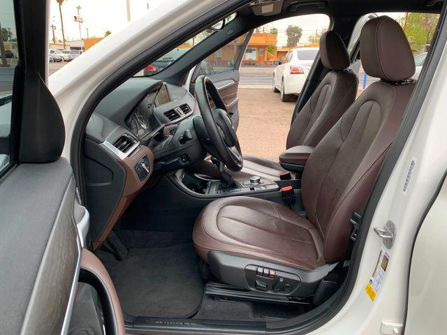 2017 BMW X1 sDrive28i 3 MONTH/3,000 MILE NATIONAL POWERTRAIN WARRANTY Mesa, Arizona 9