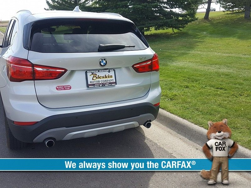 2017 BMW X1 xDrive28i Sports Activity Vehicle  city MT  Bleskin Motor Company   in Great Falls, MT