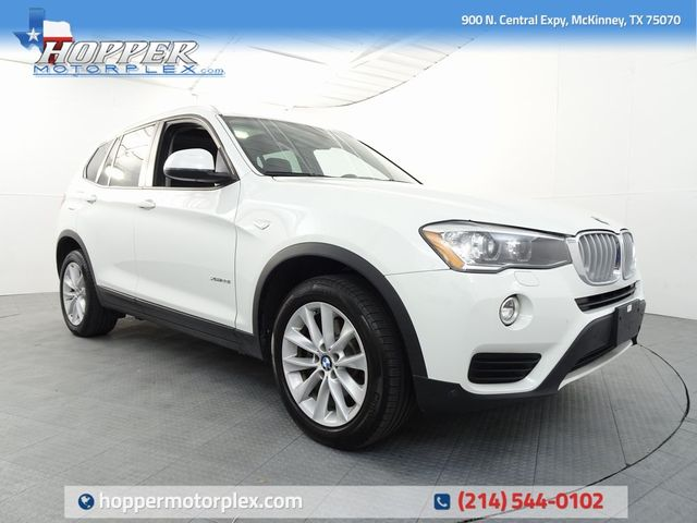 2017 BMW X3 xDrive28i in McKinney, Texas 75070