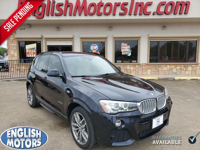 2017 BMW X3 sDrive28i in Brownsville, TX 78521