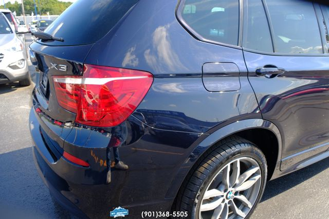 2017 BMW X3 sDrive28i in Memphis Tennessee, 38115