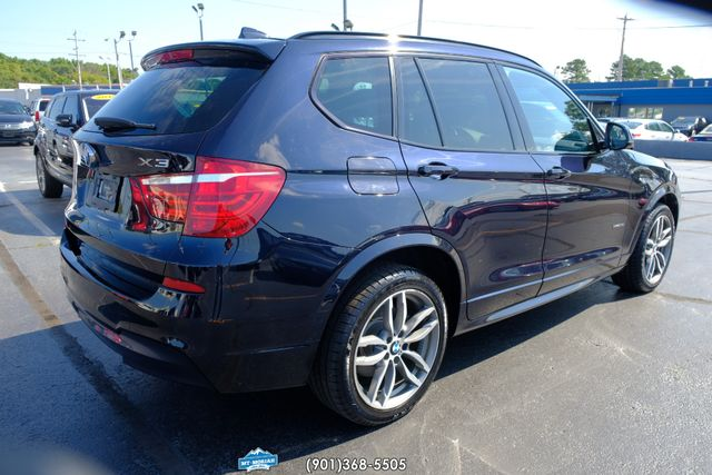 2017 BMW X3 sDrive28i in Memphis, Tennessee 38115