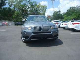 2017 BMW X3 sDrive28i SDRIVE28I PANORAMIC. NAVIGATION SEFFNER, Florida 10