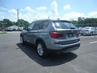 2017 BMW X3 sDrive28i SDRIVE28I PANORAMIC. NAVIGATION SEFFNER, Florida 11