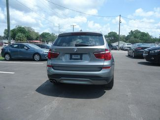 2017 BMW X3 sDrive28i SDRIVE28I PANORAMIC. NAVIGATION SEFFNER, Florida 16