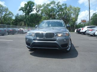 2017 BMW X3 sDrive28i SDRIVE28I PANORAMIC. NAVIGATION SEFFNER, Florida 7