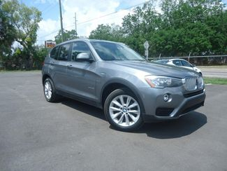 2017 BMW X3 sDrive28i SDRIVE28I PANORAMIC. NAVIGATION SEFFNER, Florida 8