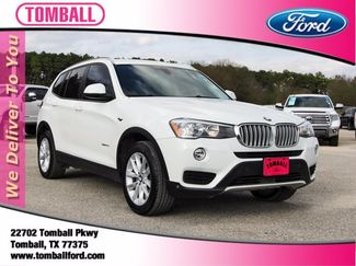 2017 BMW X3 sDrive28i sDrive28i in Tomball, TX 77375