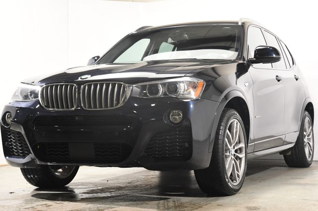 2017 BMW X3 xDrive28i M- Sport Nav/ Blind Spot/ HUD/ Safety Tech