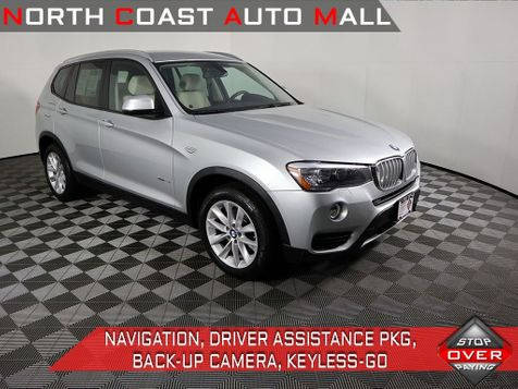 2017 BMW X3 xDrive28i xDrive28i in Cleveland, Ohio