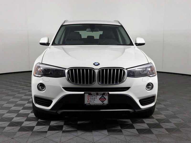 2017 BMW X3 xDrive28i xDrive28i  city Ohio  North Coast Auto Mall of Cleveland  in Cleveland, Ohio
