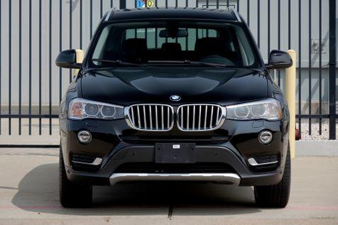 2017 BMW X3 xDrive28i AWD* NAV* BU Cam* Cold Weather Pkg* One Owner***   Plano, TX   Carrick's Autos in Plano, TX