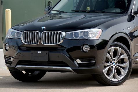 2017 BMW X3 xDrive28i AWD*Nav* BU Cam* Leather* +Only 65k*EZ Finance**   Plano, TX   Carrick's Autos in Plano, TX