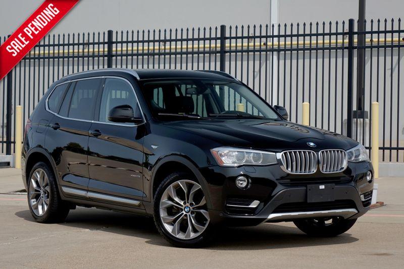 2017 BMW X3 xDrive28i AWD*Nav* BU Cam* Leather* +Only 65k*EZ Finance**   Plano, TX   Carrick's Autos in Plano TX