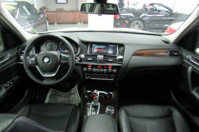 2017 BMW X3 xDrive28i W/ NAVIGATION SYSYTEM Chicago, Illinois 11