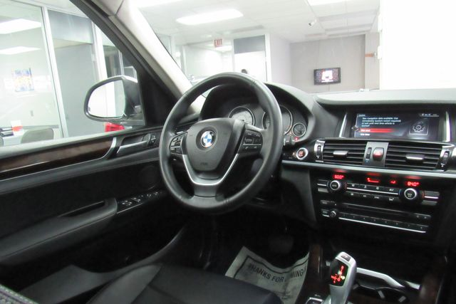 2017 BMW X3 xDrive28i W/ NAVIGATION SYSYTEM Chicago, Illinois 12