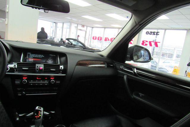 2017 BMW X3 xDrive28i W/ NAVIGATION SYSYTEM Chicago, Illinois 13