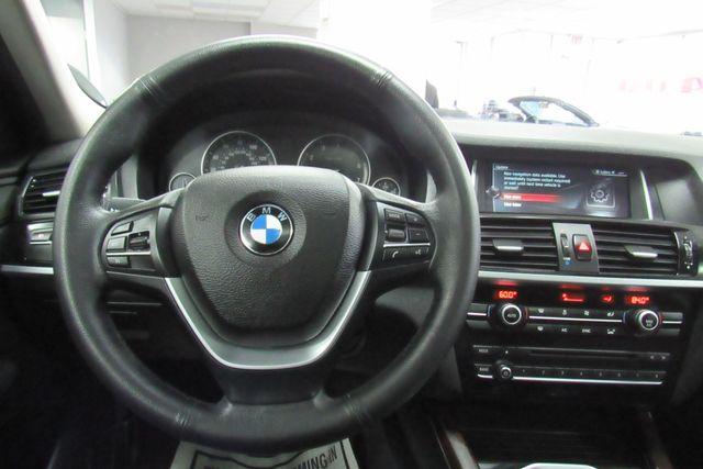 2017 BMW X3 xDrive28i W/ NAVIGATION SYSYTEM Chicago, Illinois 14