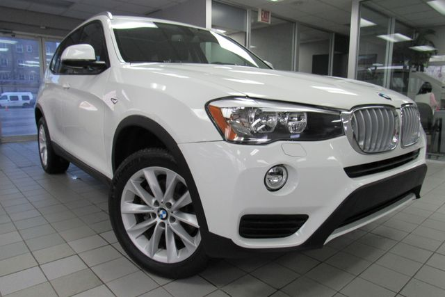 2017 BMW X3 xDrive28i W/ NAVIGATION SYSYTEM Chicago, Illinois