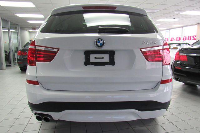 2017 BMW X3 xDrive28i W/ NAVIGATION SYSYTEM Chicago, Illinois 4