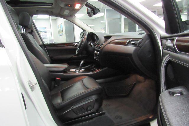 2017 BMW X3 xDrive28i W/ NAVIGATION SYSYTEM Chicago, Illinois 7
