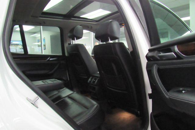 2017 BMW X3 xDrive28i W/ NAVIGATION SYSYTEM Chicago, Illinois 8