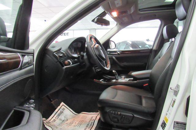 2017 BMW X3 xDrive28i W/ NAVIGATION SYSYTEM Chicago, Illinois 9