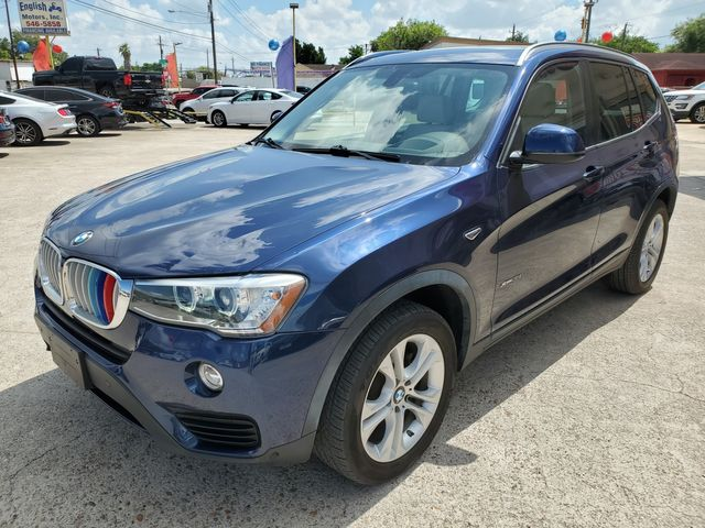 2017 BMW X3 xDrive35i in Brownsville, TX 78521