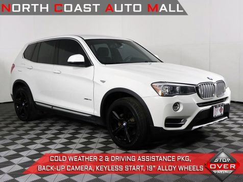 2017 BMW X3 xDrive35i xDrive35i in Cleveland, Ohio