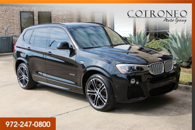 2017 BMW X3 xDrive35i M-Sport in Addison, TX 75001