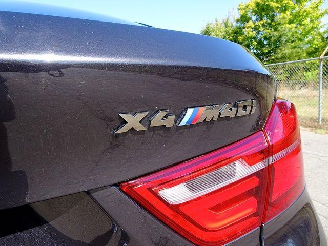 2017 BMW X4 M40i M40i Madison, NC 11