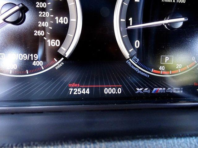 2017 BMW X4 M40i M40i Madison, NC 14