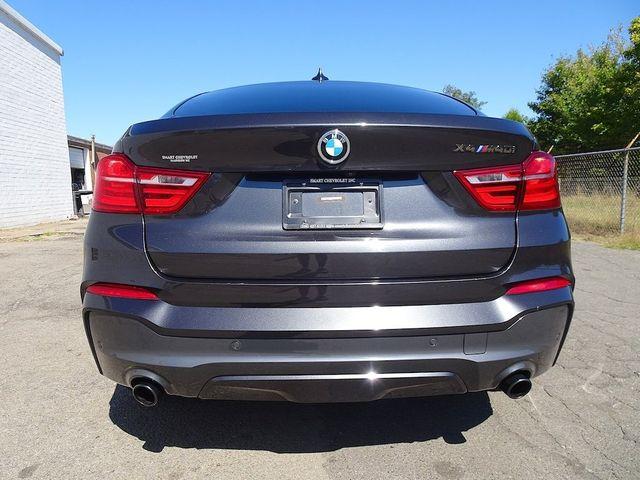 2017 BMW X4 M40i M40i Madison, NC 3