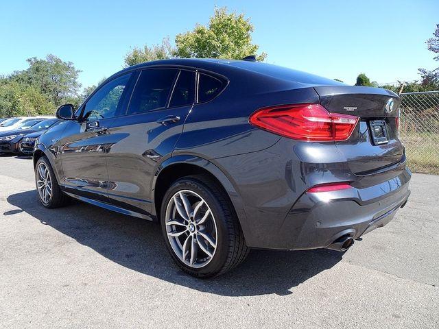 2017 BMW X4 M40i M40i Madison, NC 4