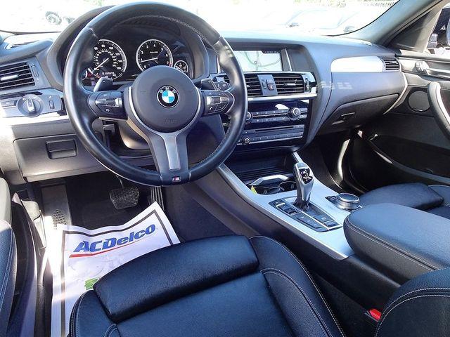 2017 BMW X4 M40i M40i Madison, NC 40