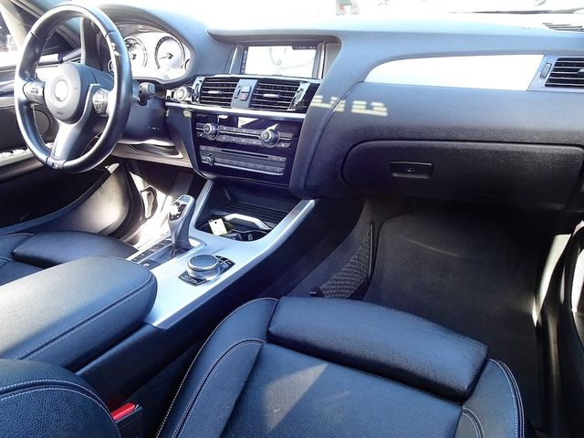 2017 BMW X4 M40i M40i Madison, NC 41