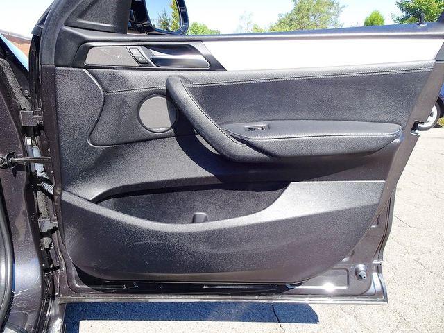 2017 BMW X4 M40i M40i Madison, NC 42